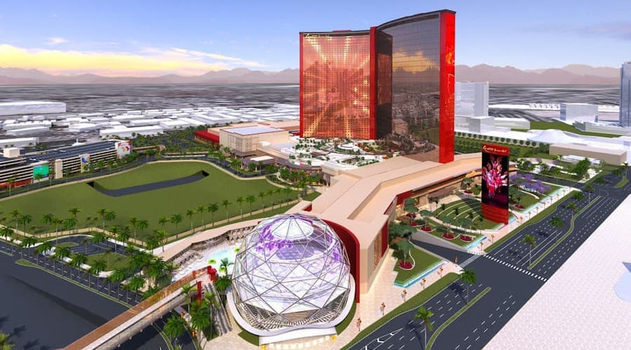 design final resorts world las vegas