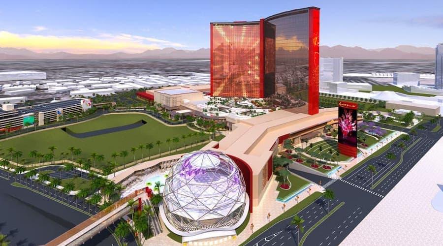 design final resorts world las vegas